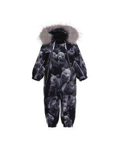 Schneeanzug Molo  Pyxis Fur 6135 B