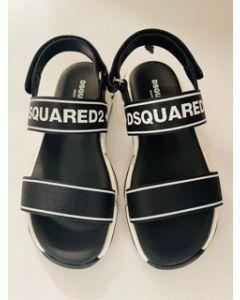 Sandale Dsquared2 67023 NERO