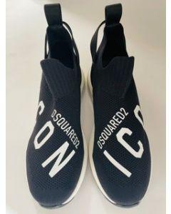 Sneaker Dsquared2 67133 NERO D2IC BIA J