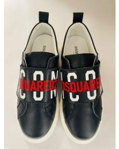 Sneaker Dsquared2 67139  Nero J