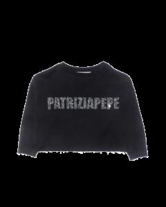 Pulli Sweat Patrizia Pepe  FE18 2290 0995 black