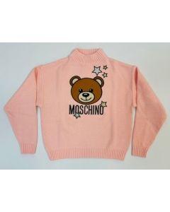 Pulli Strick Moschino  HAW01B blossom pink J