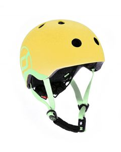 Helm XXS-S 96390 lemon