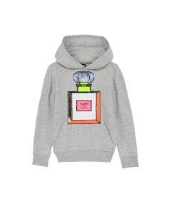 Pulli Sweat Little Fragrance grey Nil & Mon
