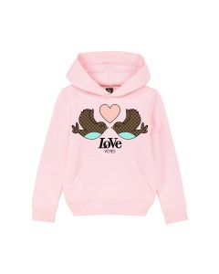 Pulli Sweat Nil & Mon  Little Love Rose light pink K