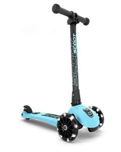 LED Scooter 96356 blueberry