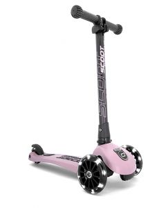 LED Scooter 96346 rose