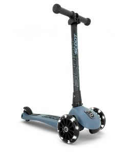 LED Scooter 96347 steel