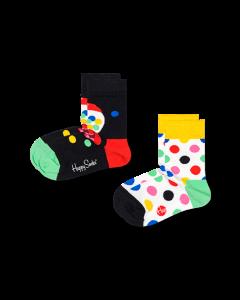 Socken Doppelpack Happy Socks  KBUB02-9300