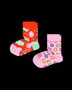 Socken Doppelpack Happy Socks  KCOC02-2900