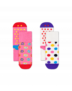 Socken Doppelpack Happy Socks  KD0N19 3300
