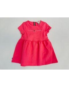 Kleid Tommy Hilfiger  KN0KN01304THJ Exotic Pink