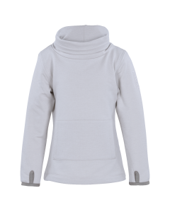 Fleece Lupaco  Turtleneck silbergrey J