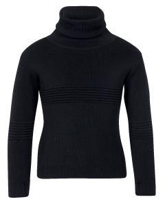 Pulli Strick Lupaco  Sporty black J