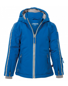 Schijacke Lupaco  Skijacke Snow and Rain c blue J