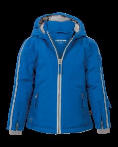 Schijacke Lupaco  Skijacke Snow and Rain c blue