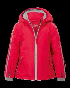 Schijacke Lupaco  Skijacke Snow and Rain red