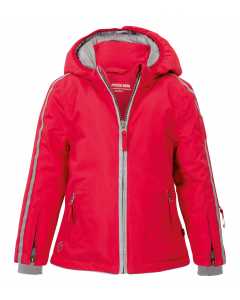 Schijacke Lupaco  Skijacke Snow and Rain red J