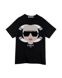 Shirt Nil & Mon TZ Cambon black