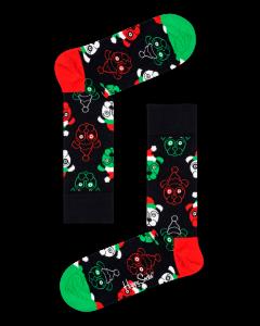 Socken Happy Socks  SDOG01 9300