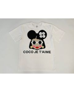 Shirt COCO JE white Nil & Mon
