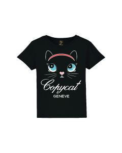 Shirt COPYCAT G black Nil & Mon