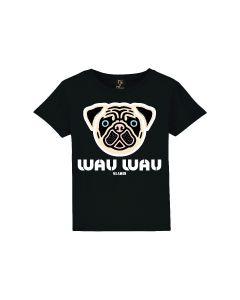 Shirt Nil & Mon  Wau Wau black