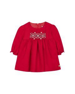 Kleid Tartine et Chocolat  TT30171 Rouge