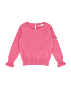 Pulli Strick Angels Face  VICKY pink