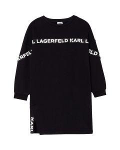 Kleid Sweat Karl Lagerfeld  Z12187 09B