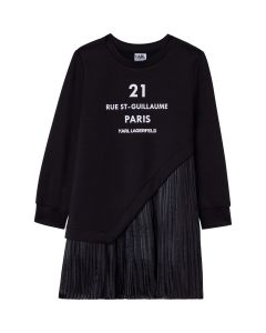 Kleid Karl Lagerfeld  Z12195 09B J
