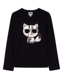 Shirt Karl Lagerfeld  Z15324 09B J