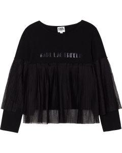 Shirt Karl Lagerfeld  Z15334 09B J