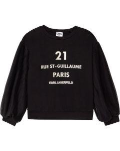 Pulli Sweat Karl Lagerfeld  Z15340 09B